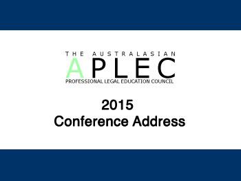 APLEC-2015-Conference-Address-Hon-Wayne-Martin-AC